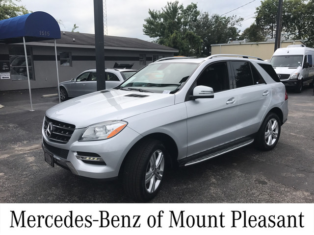 Pre owned 2013 mercedes benz m class ml 350 bluetec suv for Mercedes benz loyalty program