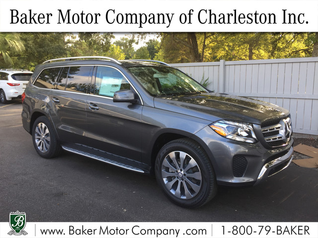 New 2017 mercedes benz gls gls450 suv in charleston for 2017 mercedes benz gls450