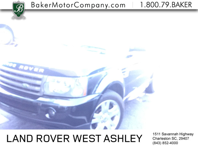 Pre owned 2006 land rover range rover sport hse suv in for Baker motor company land rover